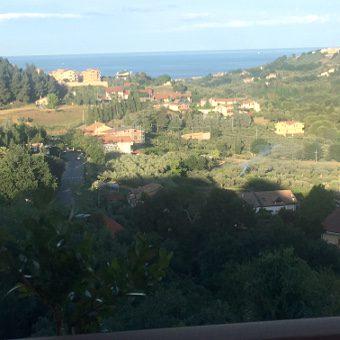 Appartamento splendida vista mare