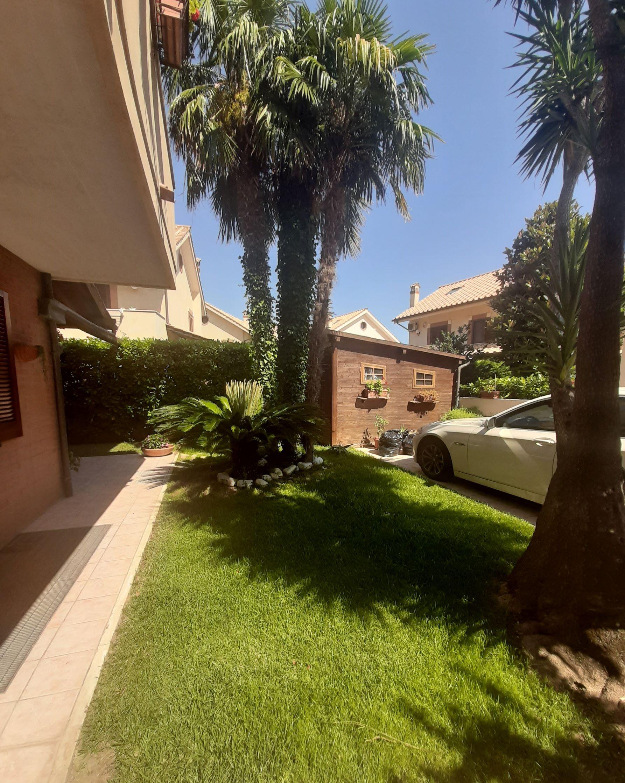 Villa con giardino Pescara sud